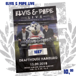 ELVIS & PAPE LIVE '15.09.2018', Drafthouse
