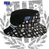 Bucket Hat B 'HH Hardcore' Wendehut