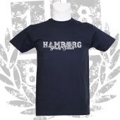 Kinder-T-Shirt N 'Young School', navyblau