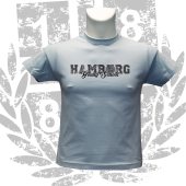 Kinder-T-Shirt SB 'Young School, hellblau