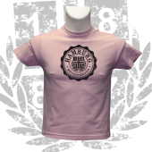 Kinder-T-Shirt P '1887 College', pink