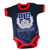 Baby Body 1887 Teddy, navy-rot