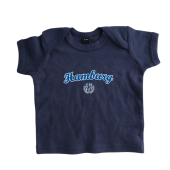 Baby-T-Shirt 1887 New HH, navy