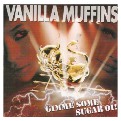 CD Vanilla Muffins - Gimme some sugar Oi!