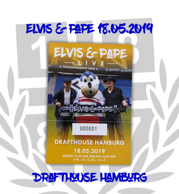 ELVIS & PAPE LIVE '18.05.2019', Drafthouse