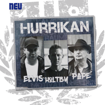 Maxi CD ELVIS, HOLTBY & PAPE 'HURRIKAN'