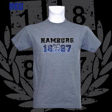 big sale d3d69 30502 Die Fussballmode der Hansestadt - 1887 Streetwear