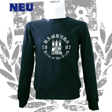 Sweater B 'Pride of the North', schwarz