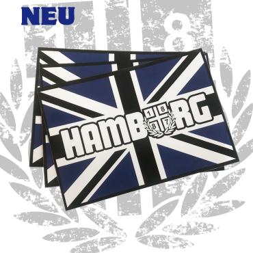 Aufkleber/Sticker 'Union Jack'