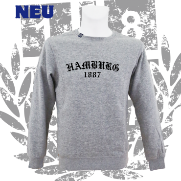 Sweater G 'Old HH 1887', grau