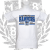 Kinder-T-Shirt W '1887 Forever', weiss