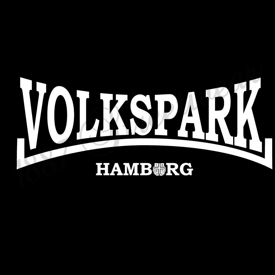 Volkspark Hamburg Logo Shirt